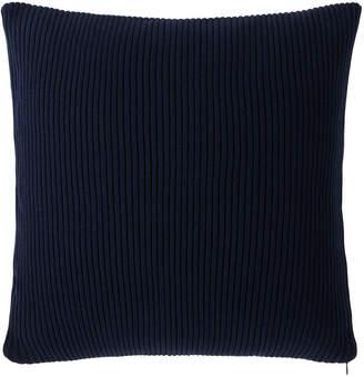 "Lauren Ralph Lauren Flora Rib-Knit Decorative Pillow, 18""Sq."