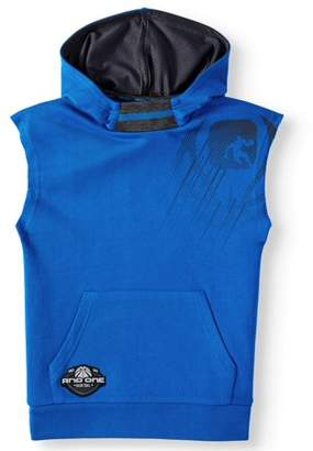 AND 1 And1 AND1 Sleeveless Basketball Hoodie (Little Boys & Big Boys)