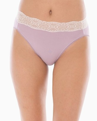 Soma Intimates Embraceable Super Soft Geo High Leg