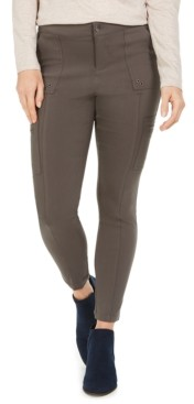 Style&Co. Style & Co Skinny Utility Pants, Created for Macy's