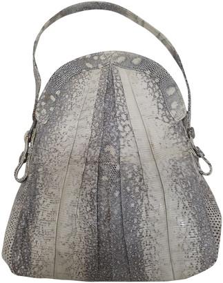 Reclaimed Vintage Multicolour Lizard Handbags