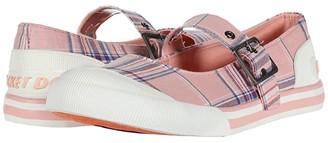 Rocket Dog Jazzinjane (Pink) Women's Shoes