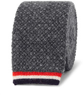 Thom Browne 5cm Knitted Cashmere Tie