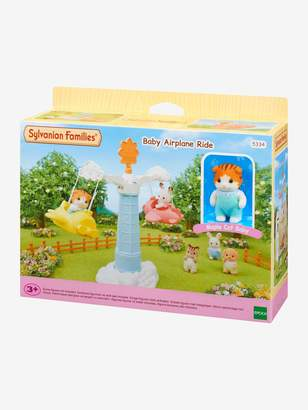 Vertbaudet 5334 - Baby Airplane Ride & Maple Cat Baby, by SYLVANIAN FAMILIES
