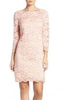Vince Camuto Women's Lace Sheath Dress