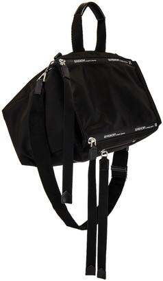 Givenchy Pandora Messenger Bag in Black | FWRD