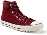 Converse Men's Chuck Taylor All Star Waterproof Suede Boot Sneakers