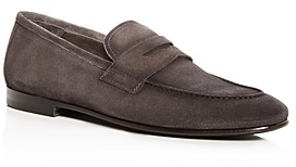 To Boot Men's Enzo Suede Penny Loafers