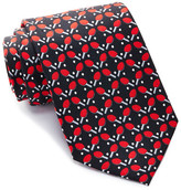 Tailorbyrd Ping Pong Silk Tie