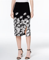 Y-yigal YYIGAL Printed Wrap Skirt, a Macy's Exclusive Style