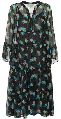 Primrose Park Joni Dress Lurex - Dotty Fleur / S