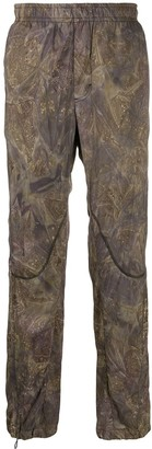 Alyx Digital print tapered trousers