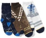 Gap GapKids + Star Wars glow-in-the-dark socks (3-pairs)