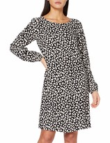 Thumbnail for your product : Comma Women's 601.10.012.20.200.2057600 Dress