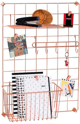 Honey-Can-Do 4-Pc. Copper Grid Wall Kit