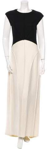 Chanel Wool Gown