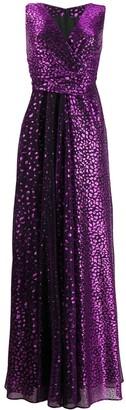 Talbot Runhof Pokario dress