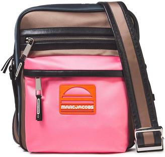 Marc Jacobs Color-block Shell Shoulder Bag