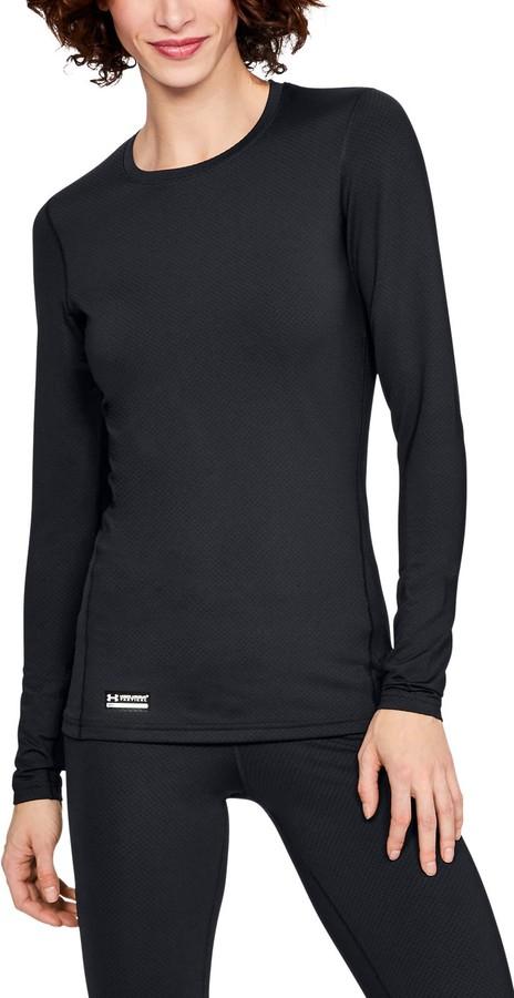 Under Armour Women's UA Tactical Crew Base Long Sleeve Shirt