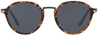 Persol Combo Evolution Round Sunglasses