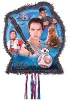 BuySeasons Star Wars VII Outline Pinata