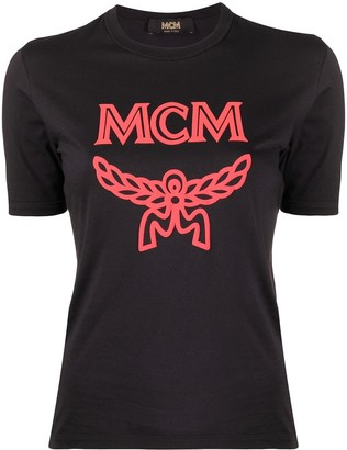 MCM logo-print T-shirt