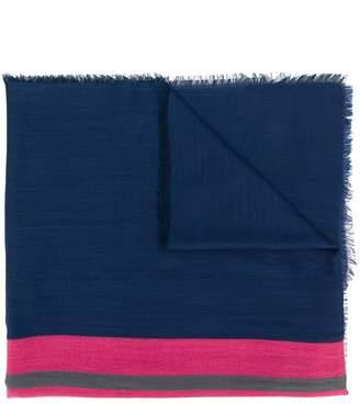 Lanvin frayed edge scarf