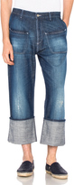 Loewe Patch Pocket Jeans
