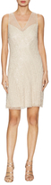 Adrianna Papell Embellished Cut Above The Knee Dress