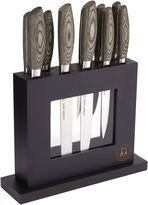 Schmidt Bros Project X 12-Piece Knife Set, Ash