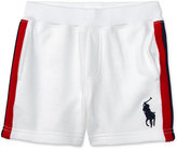 Ralph Lauren French Terry Cotton Shorts, Baby Boys (0-24 months)