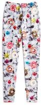 Terez Girls' Donut & Ornament Print Leggings - Little Kid