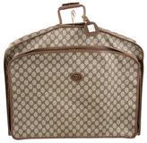 Gucci Vintage GG Garment Bag