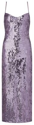 Galvan Berlin Midi Dress
