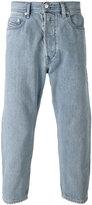 Diesel cropped jeans - men - Cotton - 29