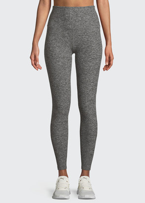 Beyond Yoga Caught in the Midi High-Waist Space-Dye Leggings