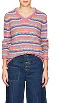 Marc Jacobs Women's Striped Cashmere Sweater