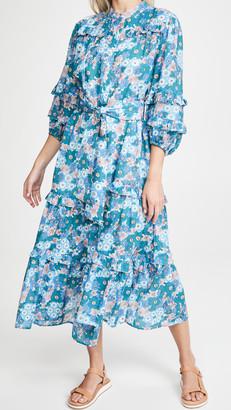 Apiece Apart Gracia Flamenca Dress