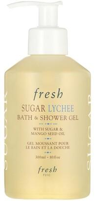 Fresh Sugar Lychee Bath And Shower Gel (300Ml)