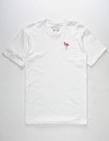 Riot Society Flamingo Mens T-Shirt