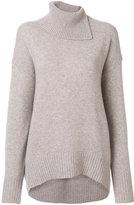 Joseph roll neck sweater