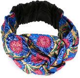 Gucci - metallic headband - women -