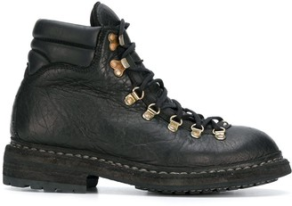 Guidi Bison boots