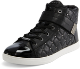 DKNY Betty Quilted Sneaker