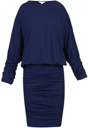Jolie Moi Batwing Ruched Tunic