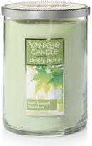Yankee Candle simply home Sun-Kissed Leaves 19-oz. Candle Jar