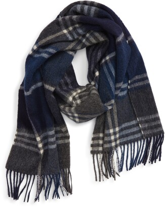 Barbour Kindar Plaid Wool & Cashmere Scarf