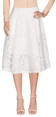 Topshop 3/4 length skirt