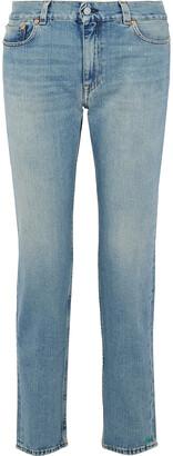 Acne Studios The Boy Mid-rise Slim-leg Jeans