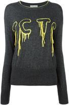 Tsumori Chisato logo sweatshirt